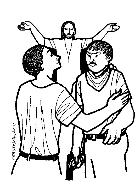Gospel of Matthew 5.38-48 - Clipart, Coloring pages, Puzzles ...